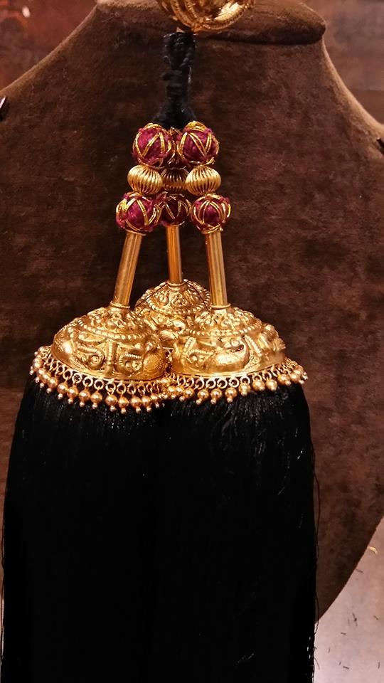 south indian antique gold jewellery designs