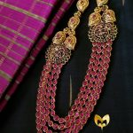 21 Must Have Gold Plated Long Necklace Designs