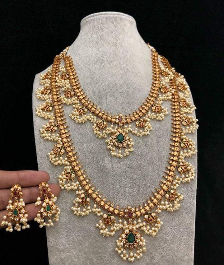 shop artificial jewellery online 18 dhruvam