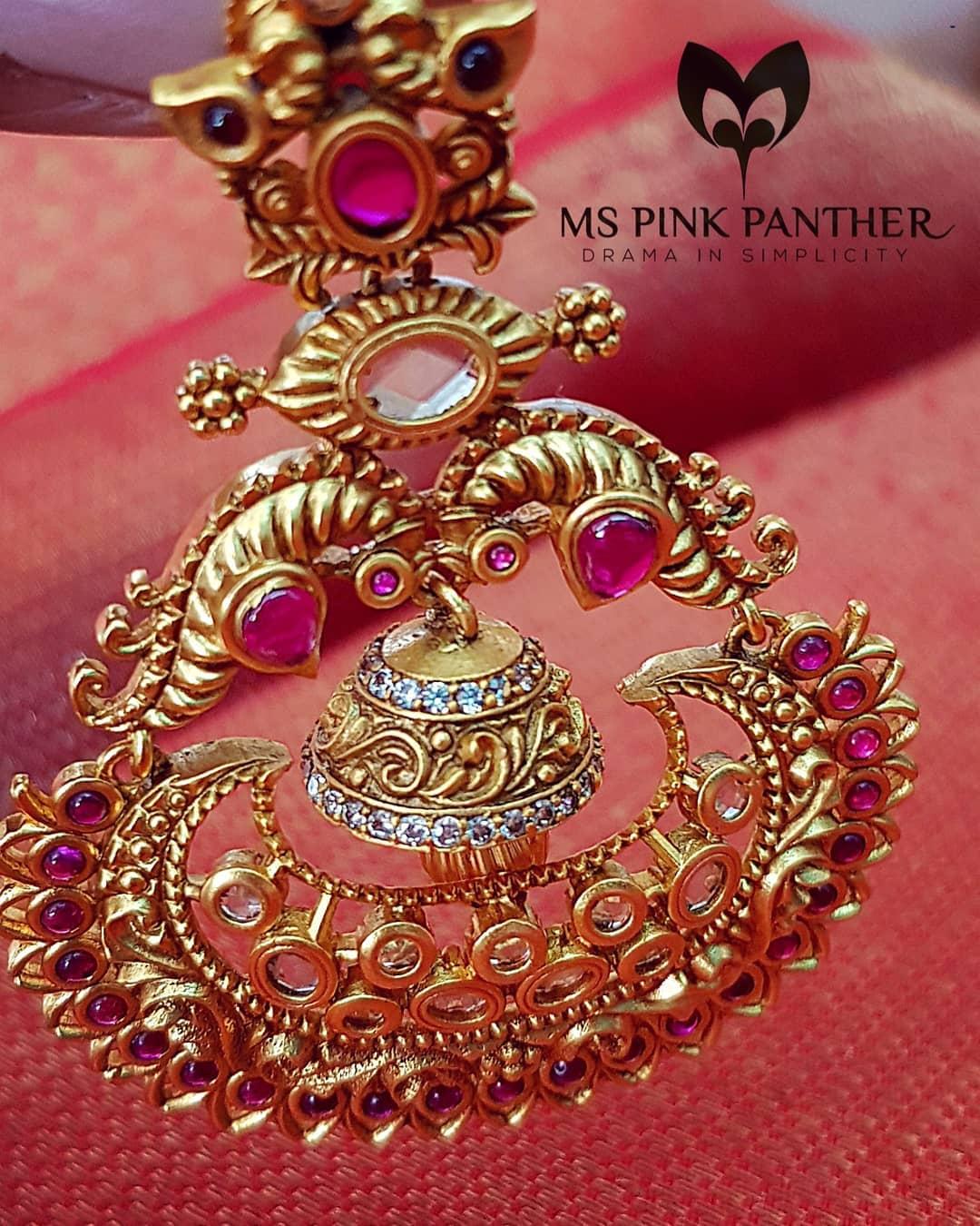 antique earrings designs