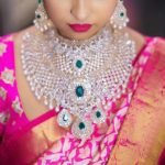 26 Breathtaking Heavy Diamond Necklace Set Designs