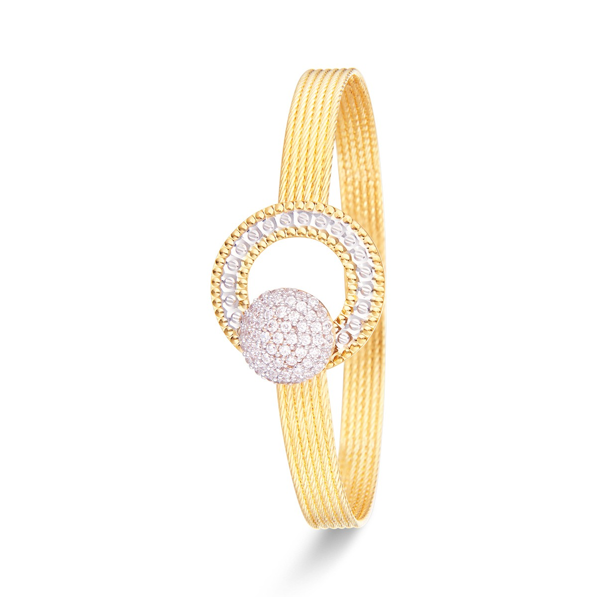 gold bangledesignsin 20 grams