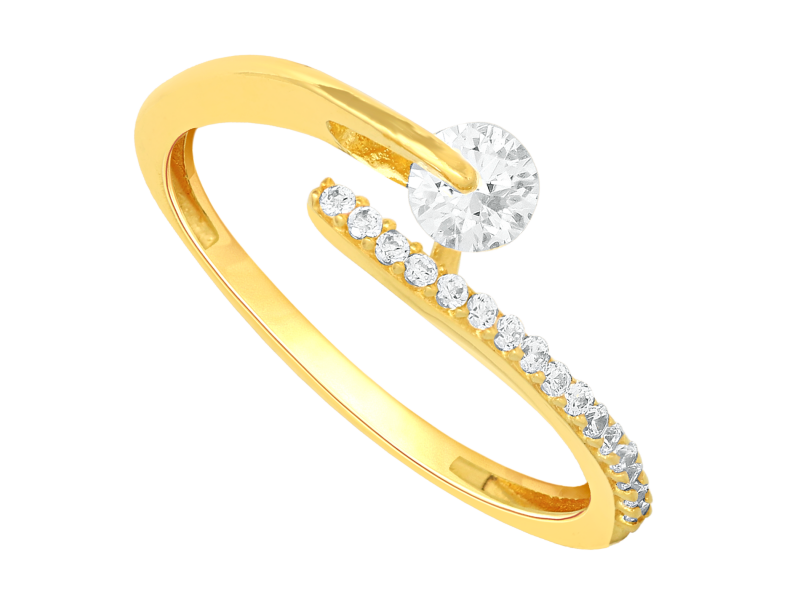 new gold ring designs