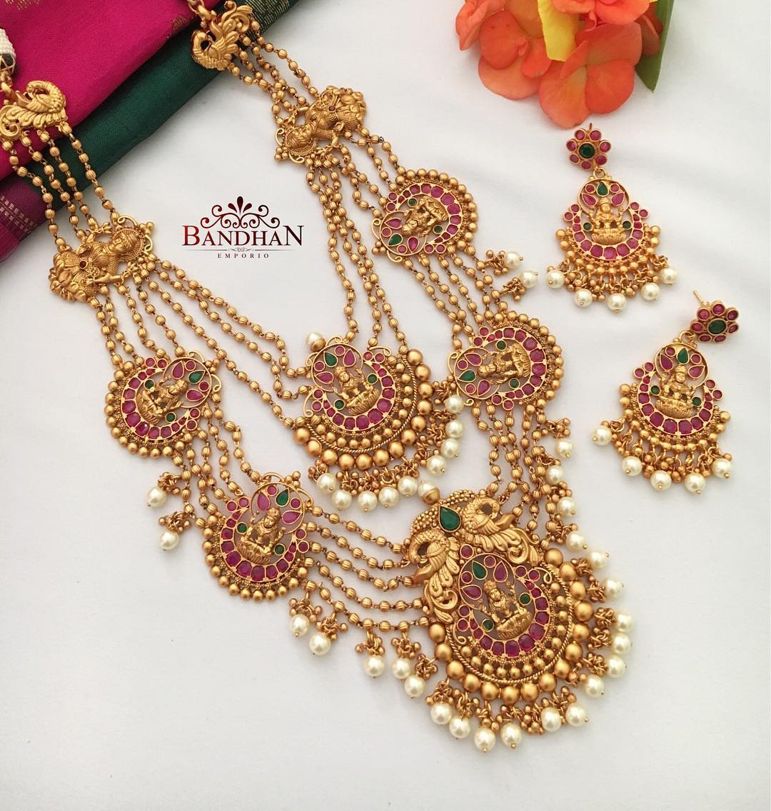 Top 10 Brands To Shop 1 Gram Gold Temple Jewellery Online