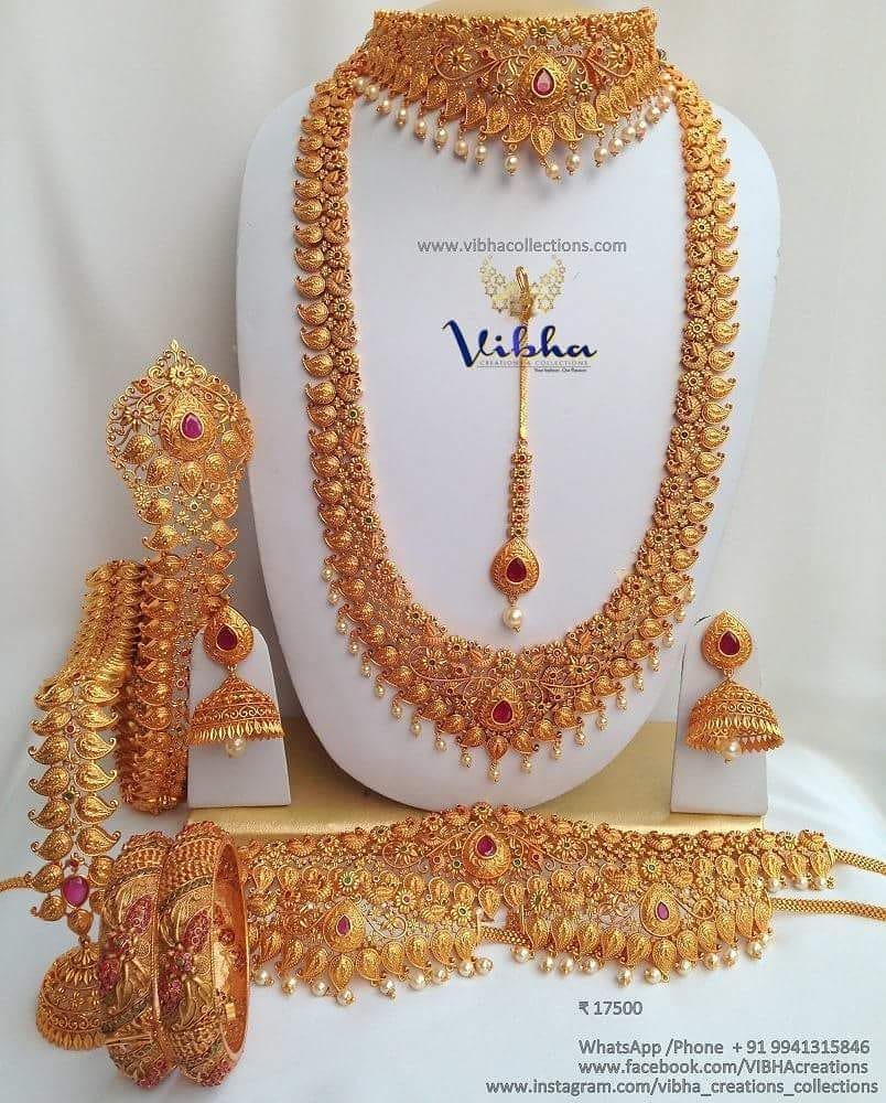 south indian wedding jewellery online