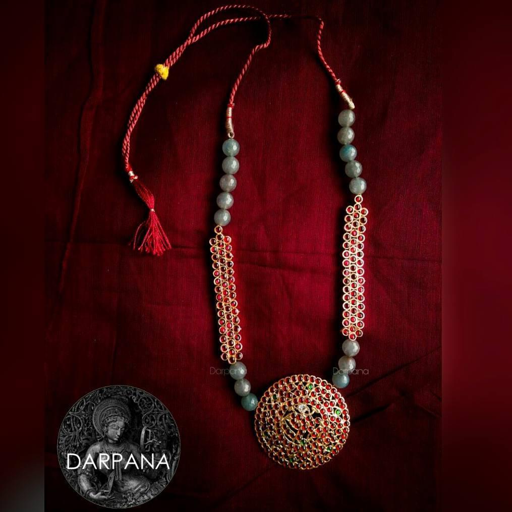 latest traditioal temple jewellery sets