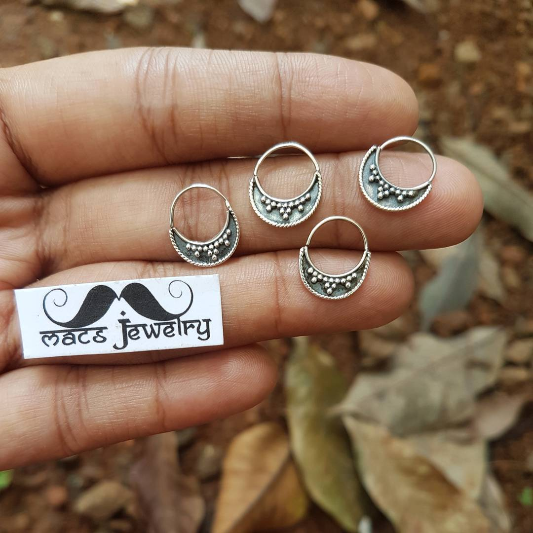 nose pins designs