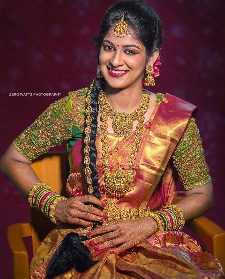 a4d624a916 Top 13 Traditional South Indian Wedding Jewellery Trend of This Year ...