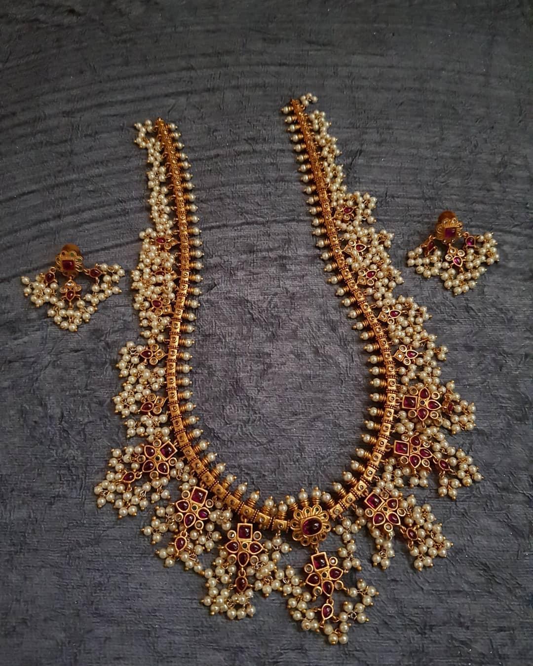 Jewellery set designs