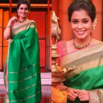 The Classic Accessory To Wear With Silk Saree