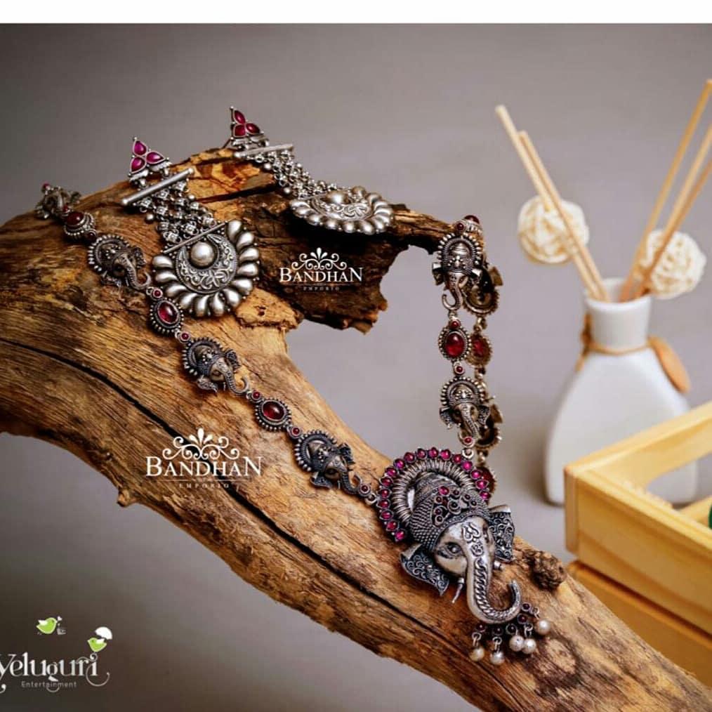 Jewellery designs 2018