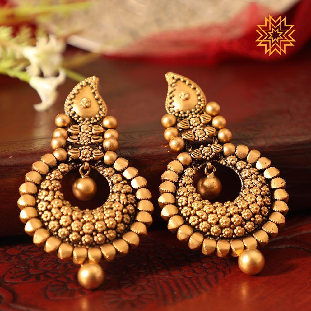 designer gold jewellery 2018