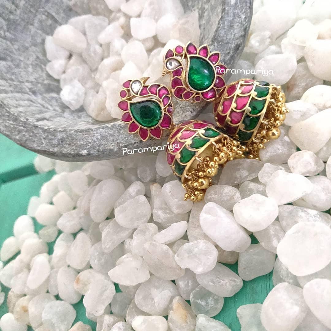 parampariya silver jewellery