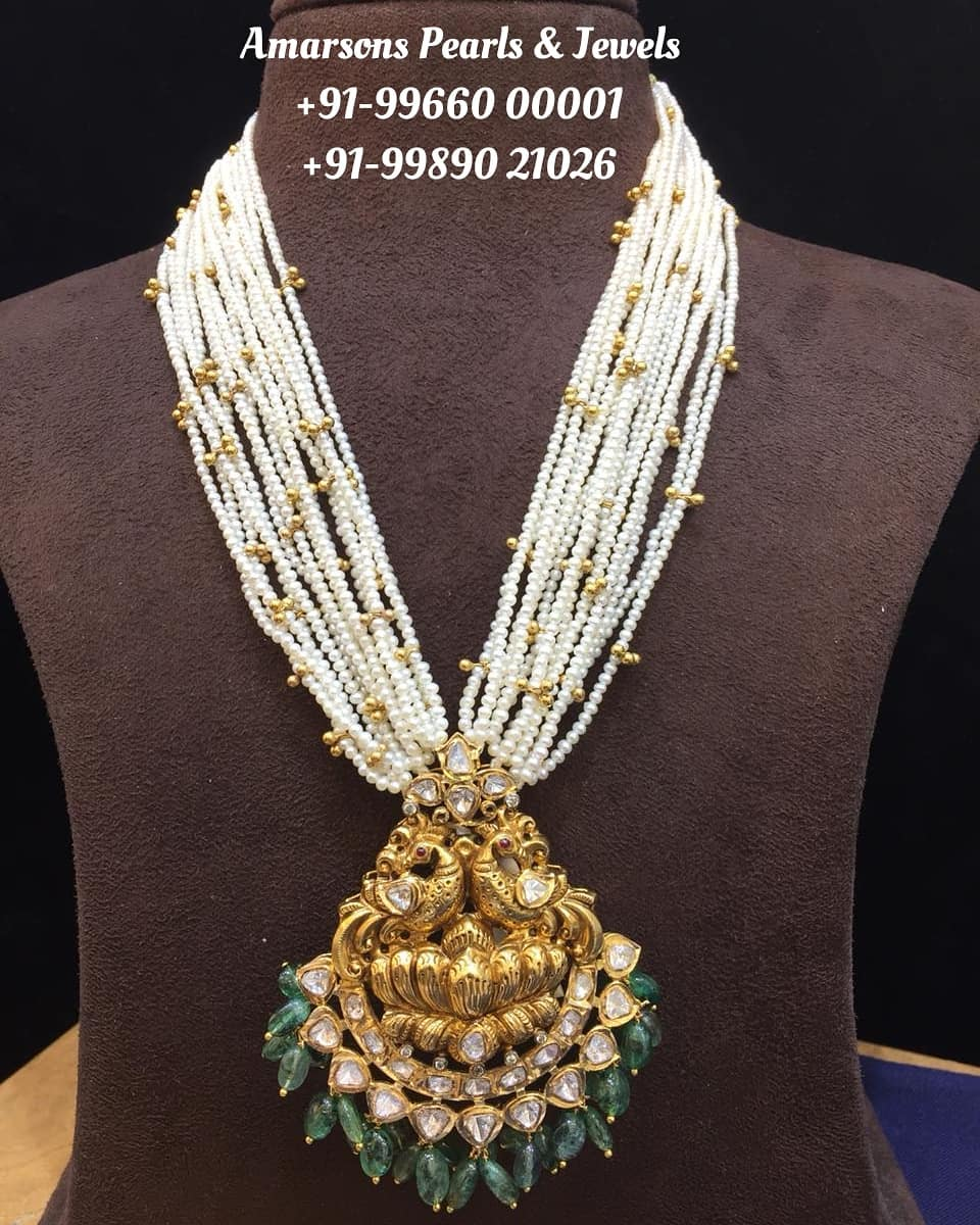 pearl-mala-necklace-collections-2019 (15)