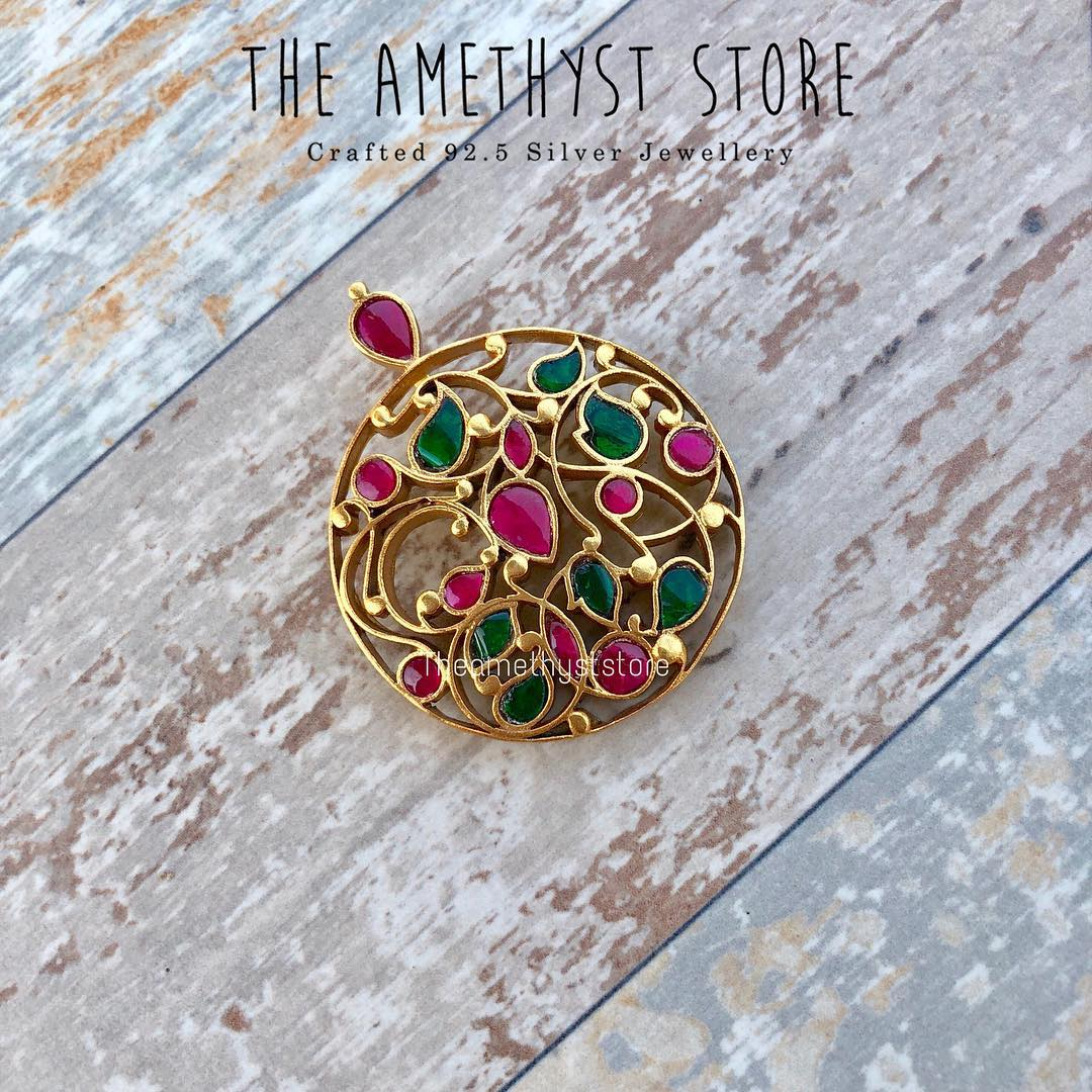 antique-pendant-designs-2019 (16)