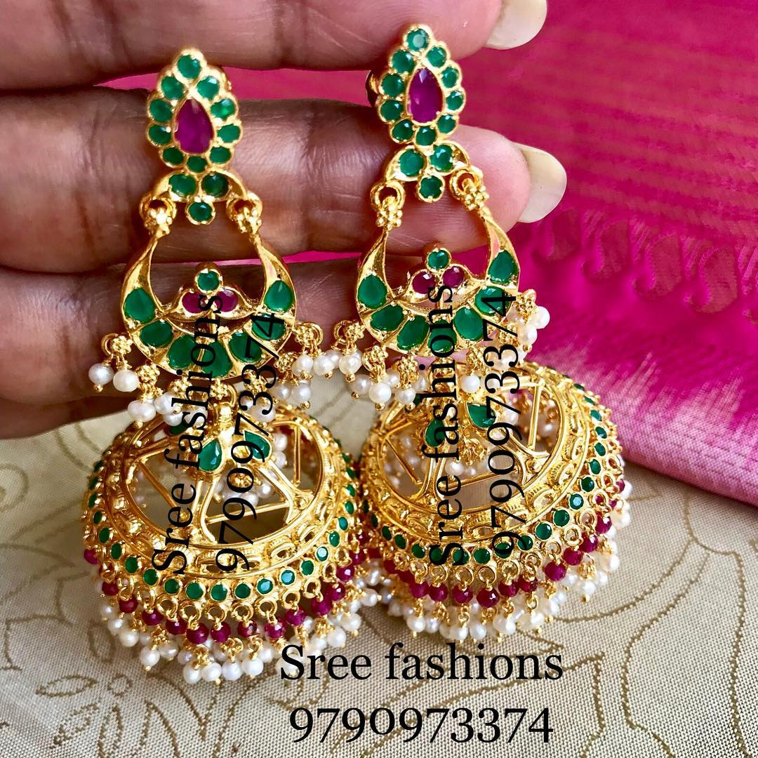 antiques-stone-earrings-designs-2019 (1)