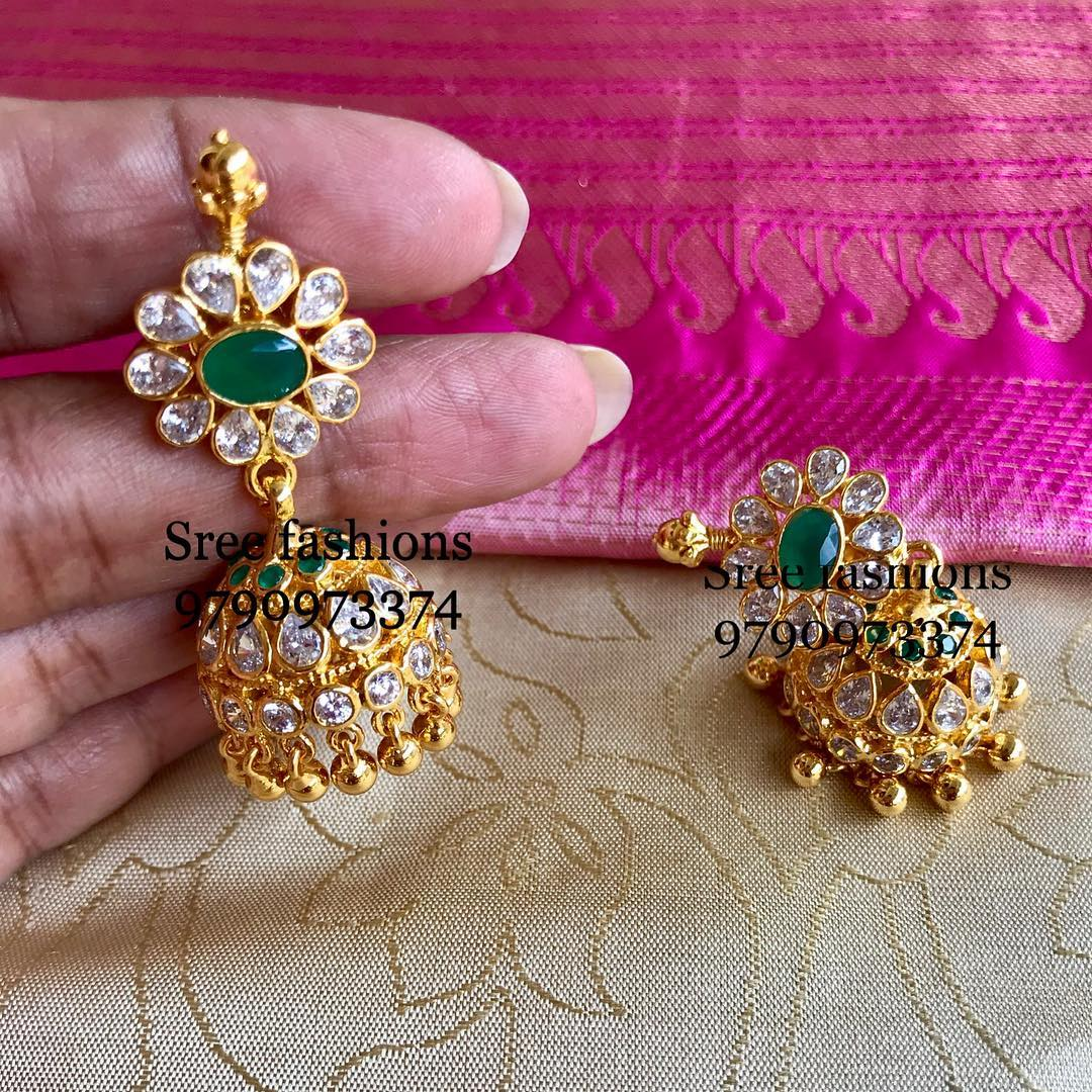 antiques-stone-earrings-designs-2019 (10)
