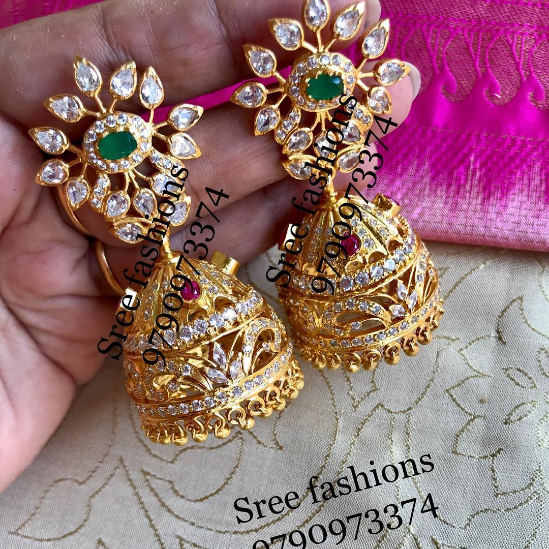 antiques-stone-earrings-designs-2019 (13)