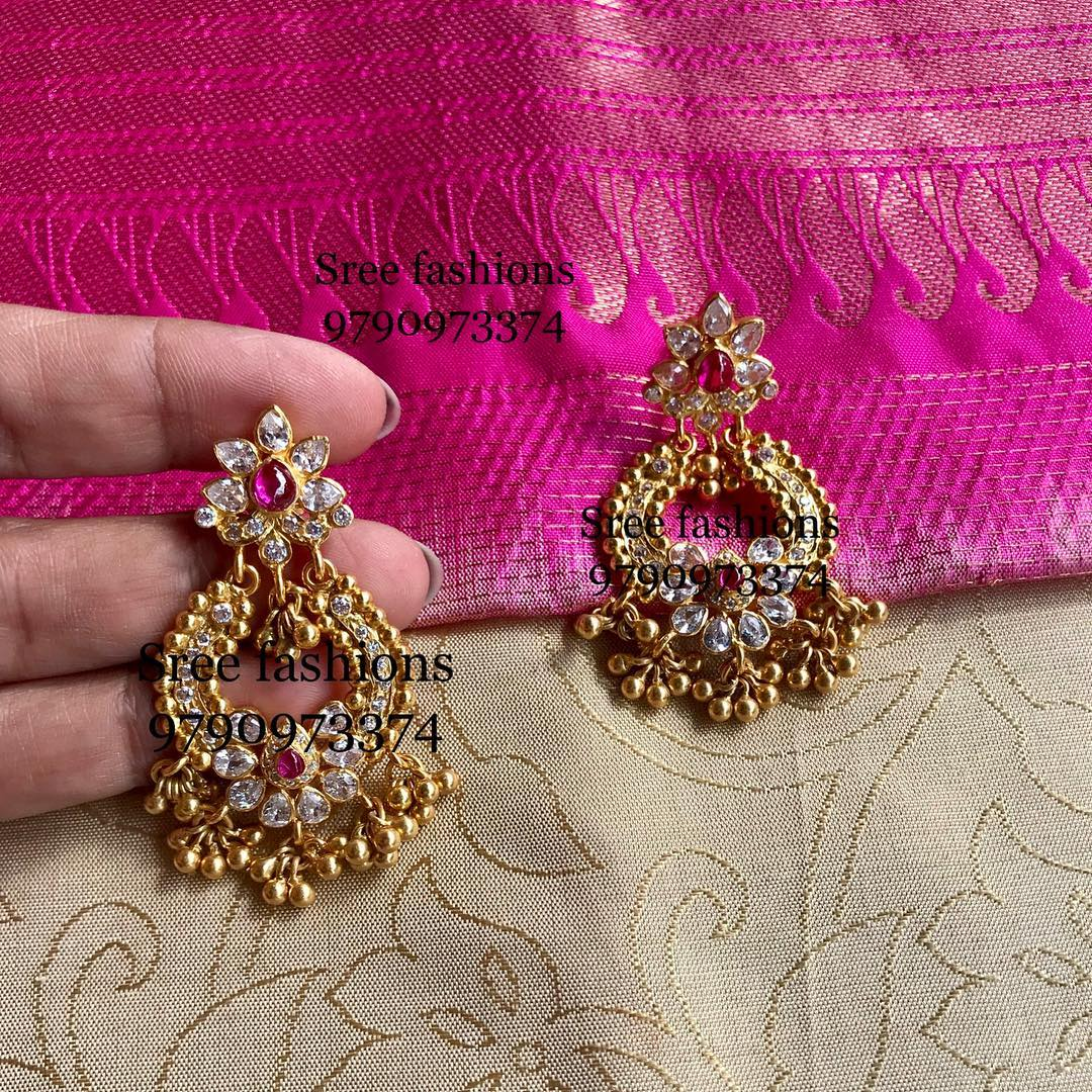 antiques-stone-earrings-designs-2019 (14)