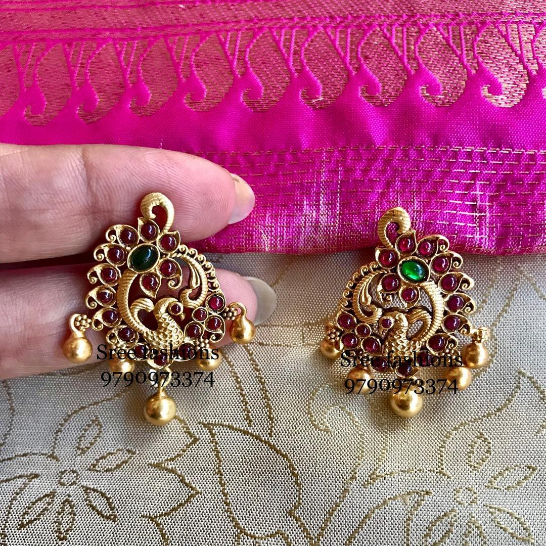 antiques-stone-earrings-designs-2019 (15)