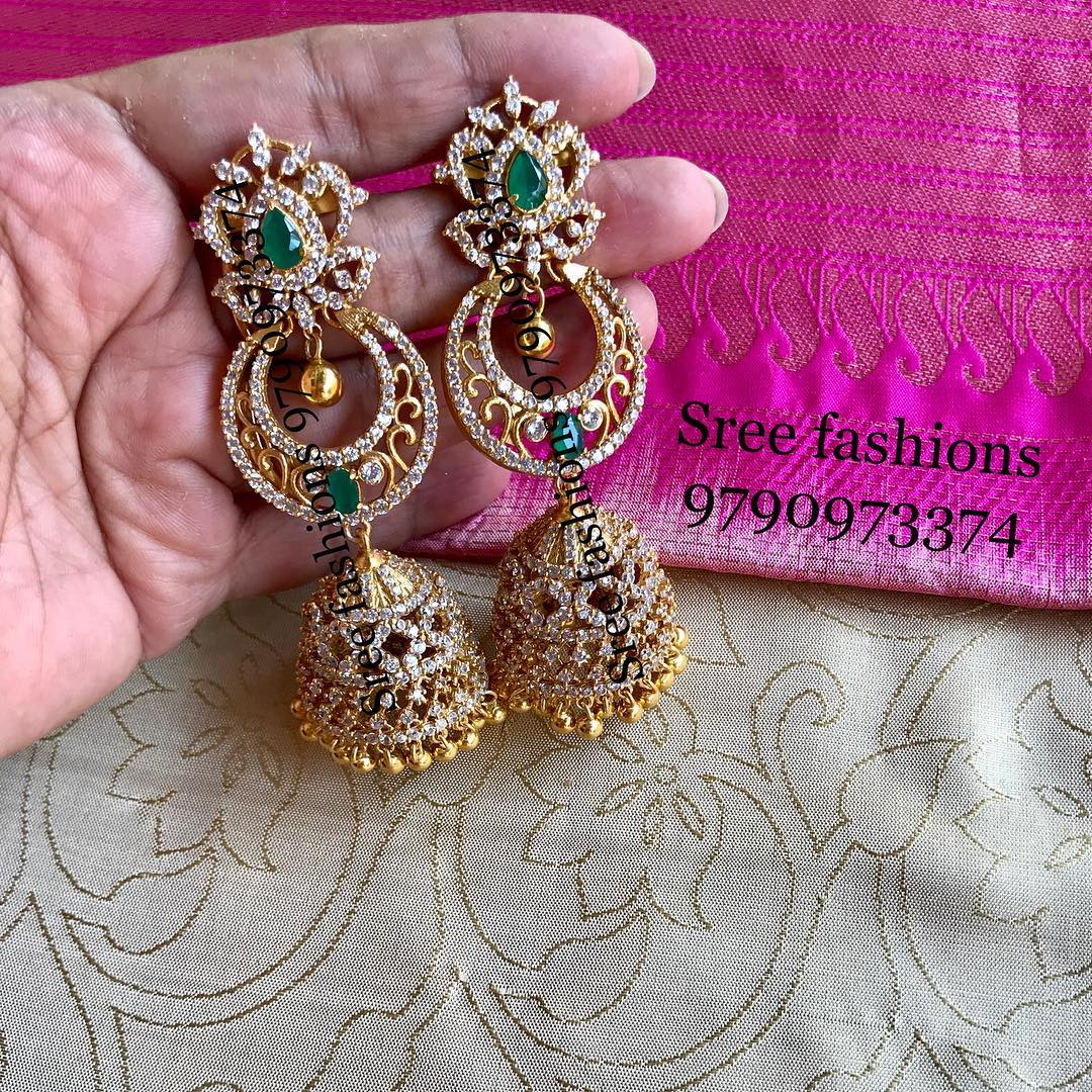antiques-stone-earrings-designs-2019 (16)