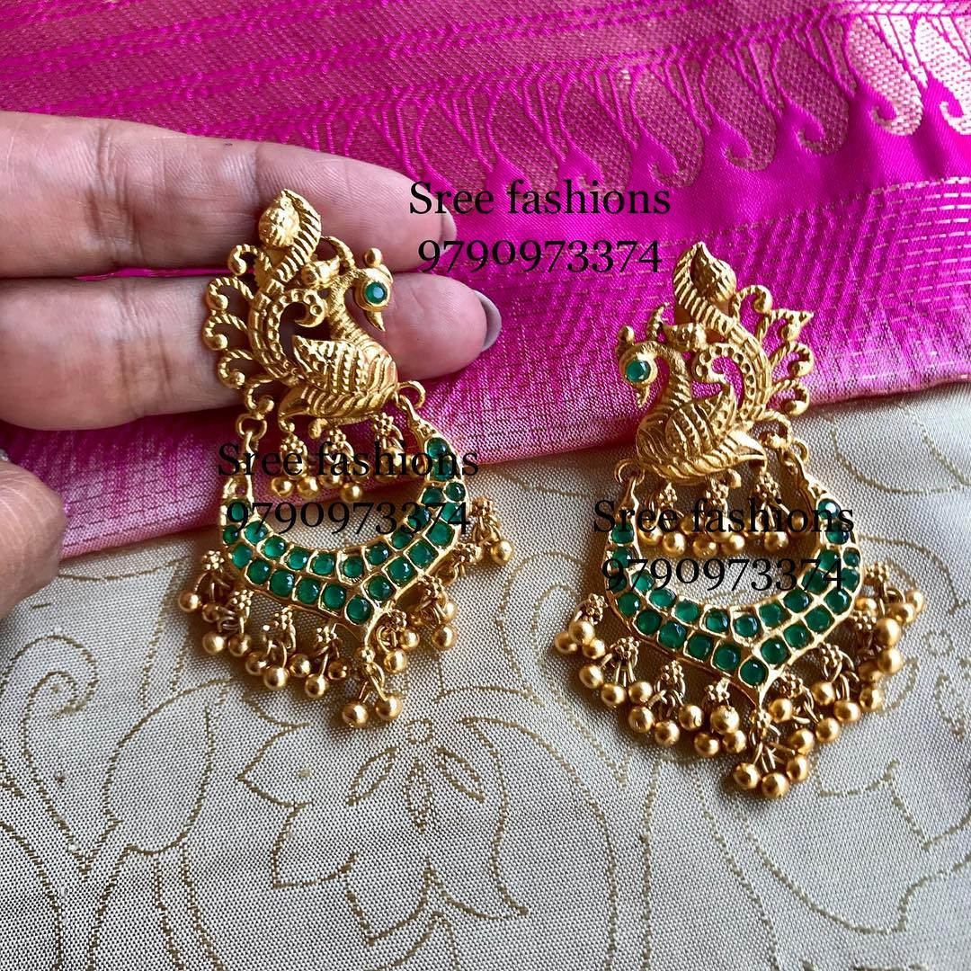 antiques-stone-earrings-designs-2019 (17)
