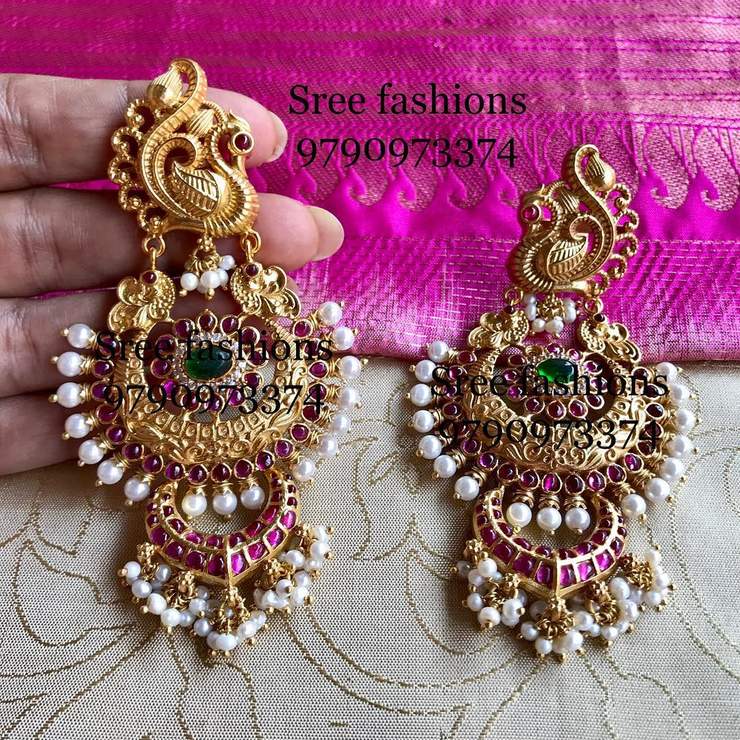 antiques-stone-earrings-designs-2019 (3)