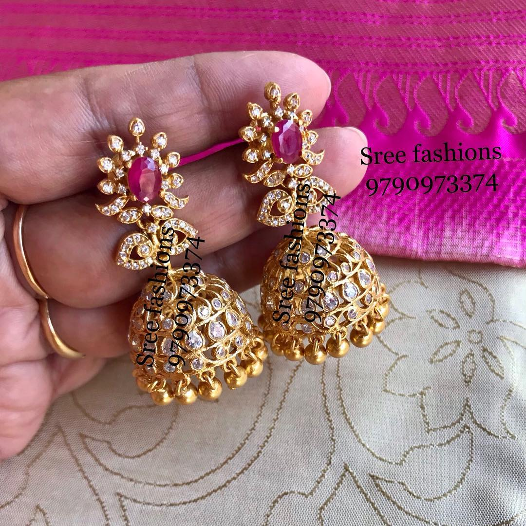 antiques-stone-earrings-designs-2019 (6)