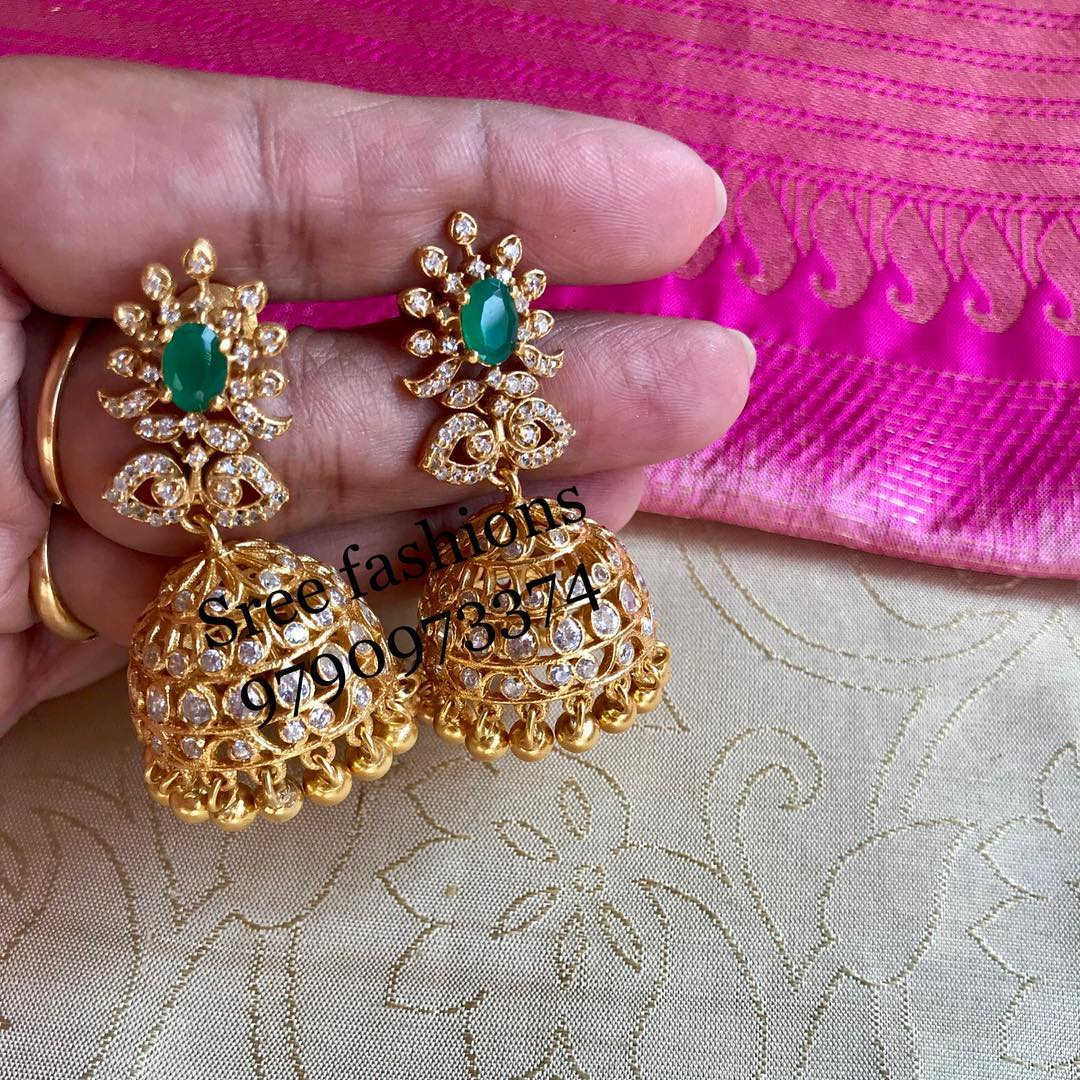 antiques-stone-earrings-designs-2019 (8)