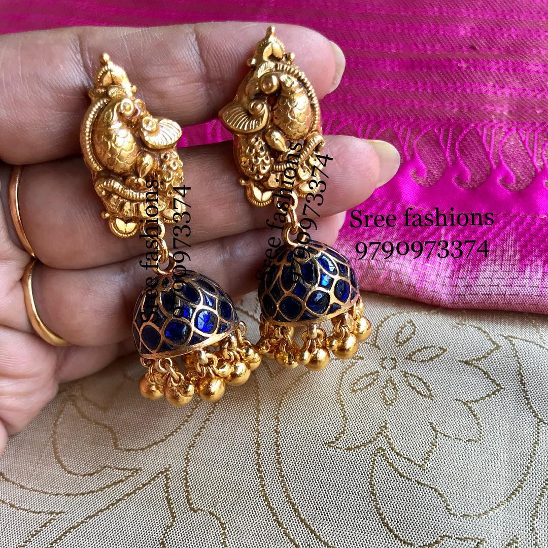 antiques-stone-earrings-designs-2019 (9)