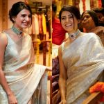 The Most Beautiful Choker Samantha Wore For a Recent Event