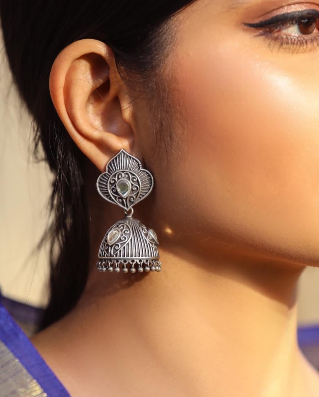 silver-earrings-designs-2019 (14)