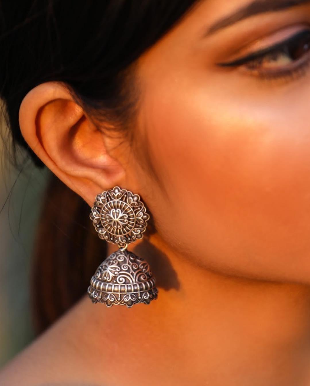 silver-earrings-designs-2019 (6)