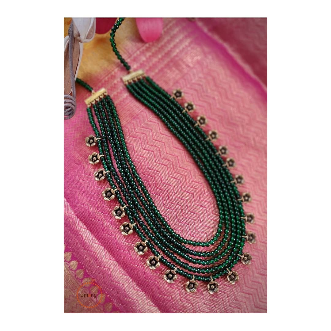 beaded-jewellery-designs-2019 (4)