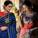 5 Necklace Designs To Own If You Love Silk Sarees