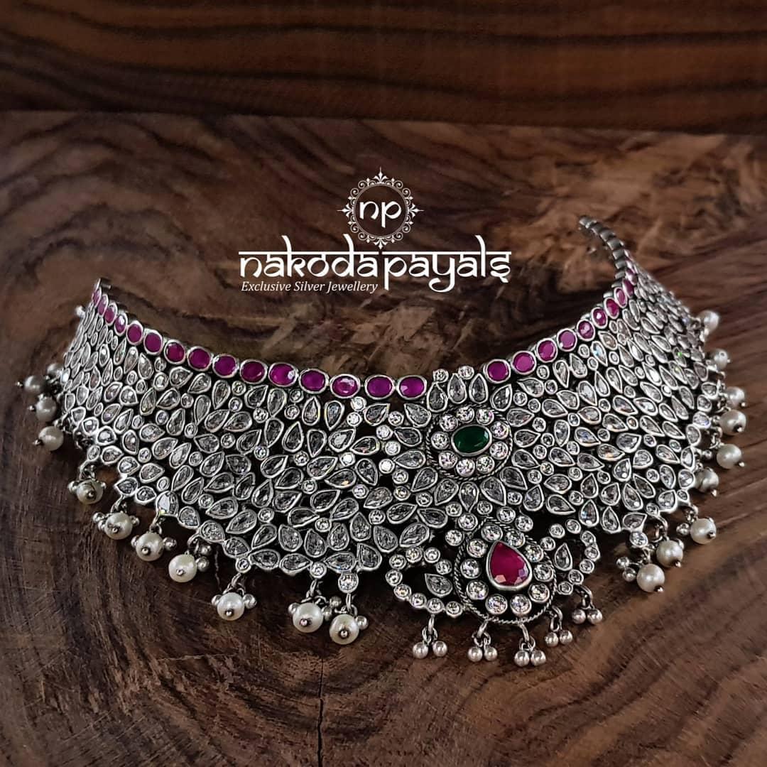 pure-silver-neckalce-designs (11)