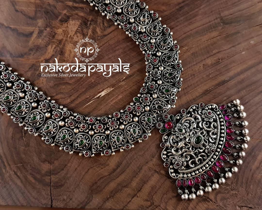 pure-silver-neckalce-designs (12)