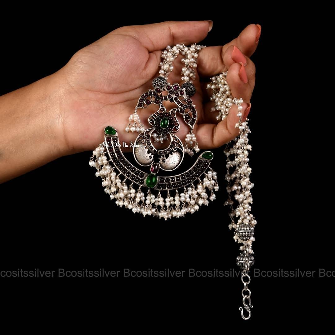pure-silver-neckalce-designs (5)
