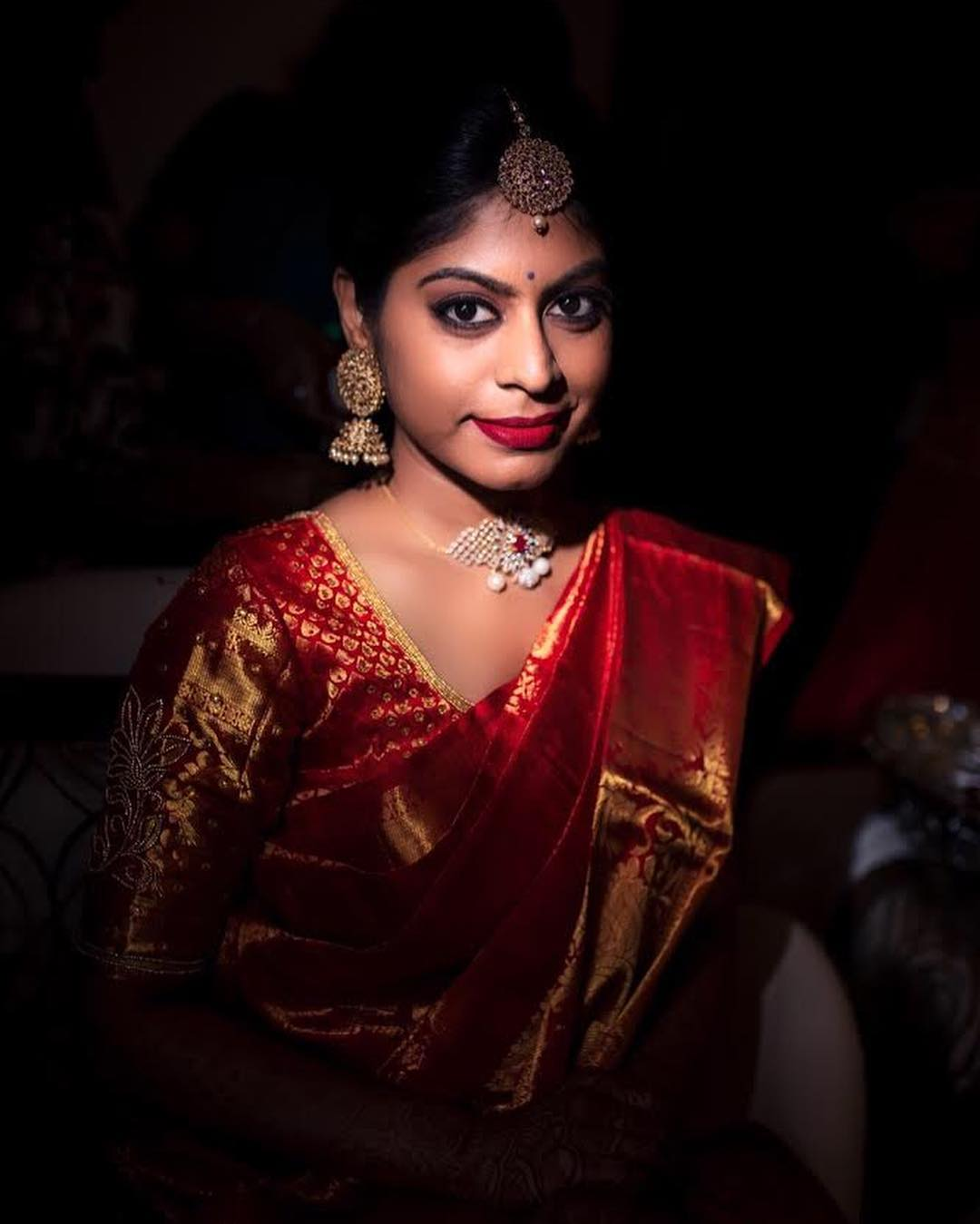 jewellery-for-red-silk-sarees (3)