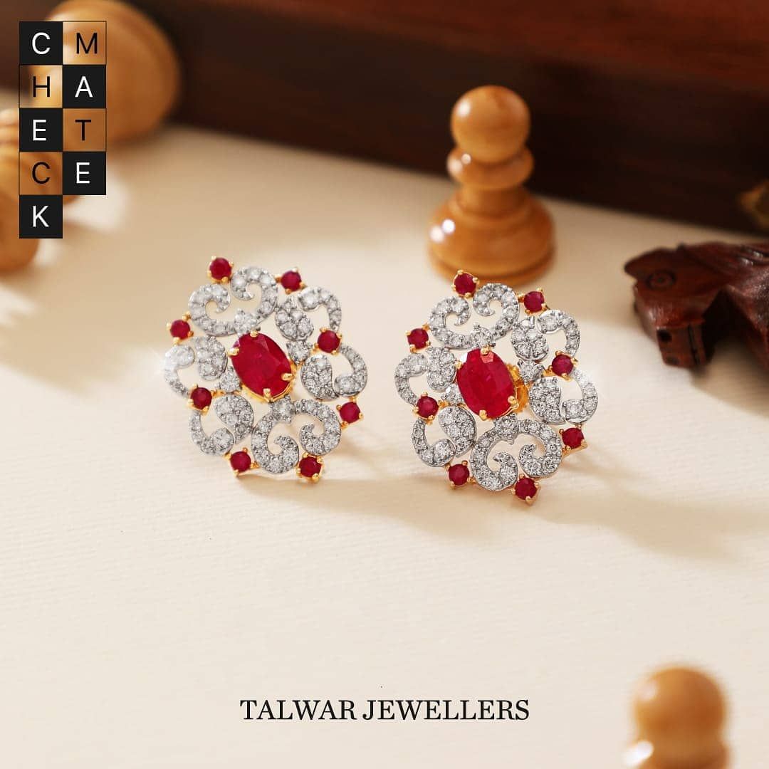 Diamond-ear-studs-designs-2019 (7)
