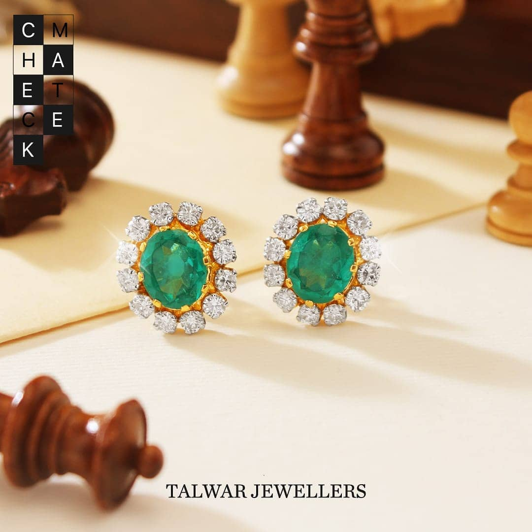Diamond-ear-studs-designs-2019 (8)