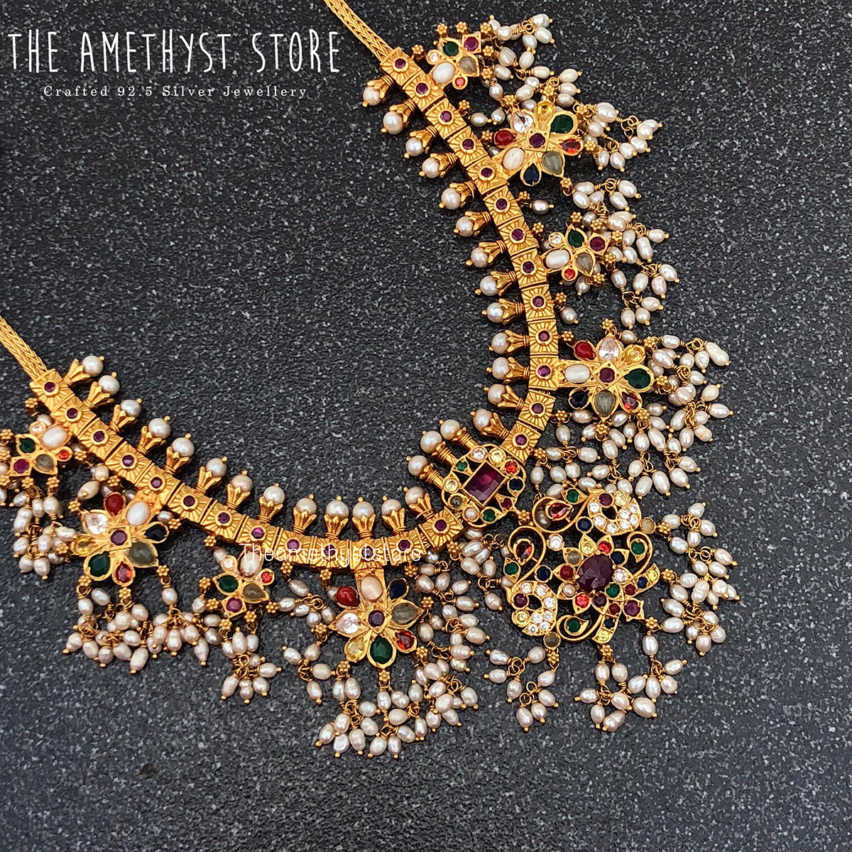 gold-plated-silver-antique-jewellery-designs-2019 (1)