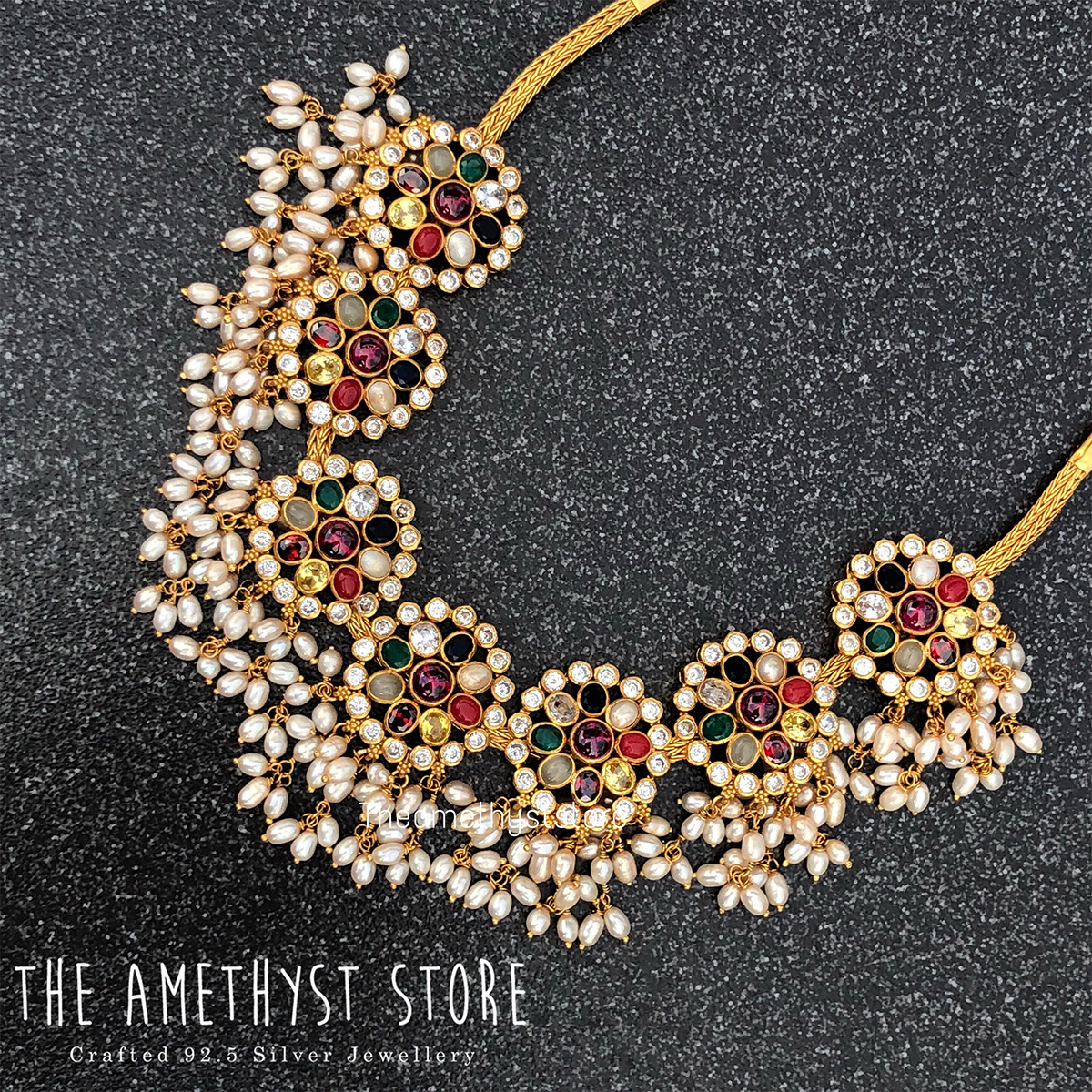 gold-plated-silver-antique-jewellery-designs-2019 (2)