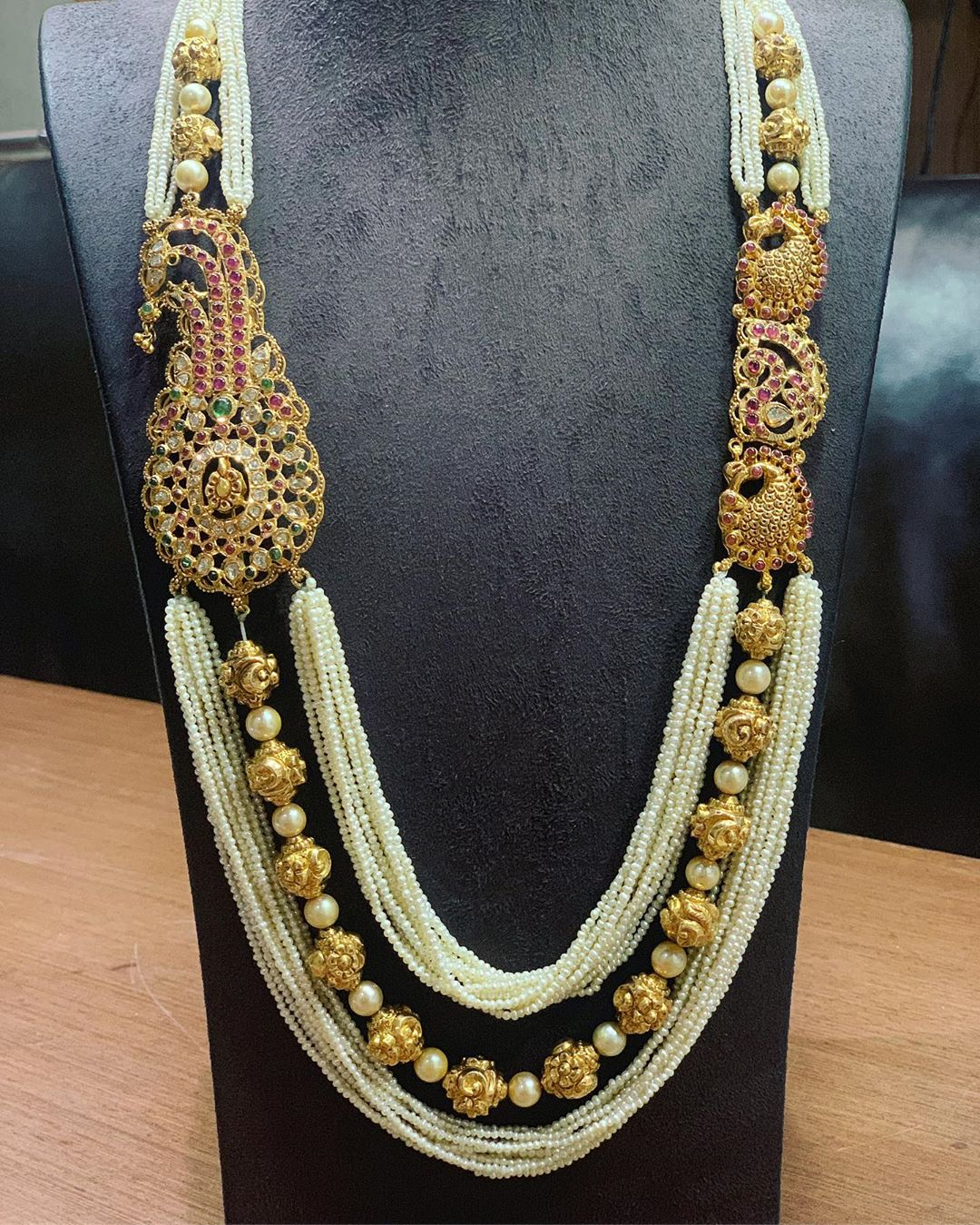 shop-south-indian-gold-haram-designs-online (14)