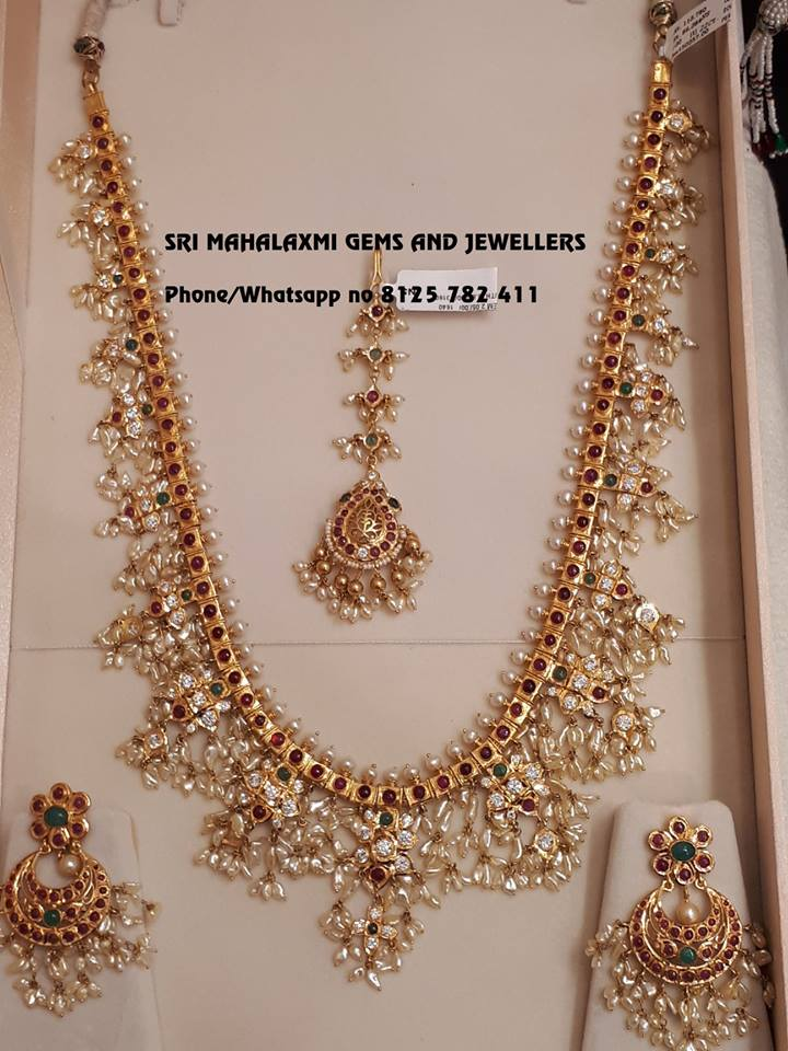 shop-south-indian-gold-haram-designs-online (3)