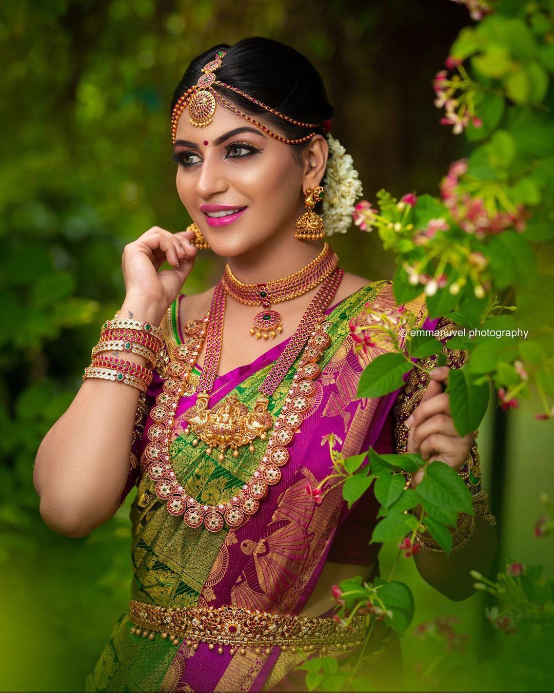 Artificial bridal jewellery sets(1)