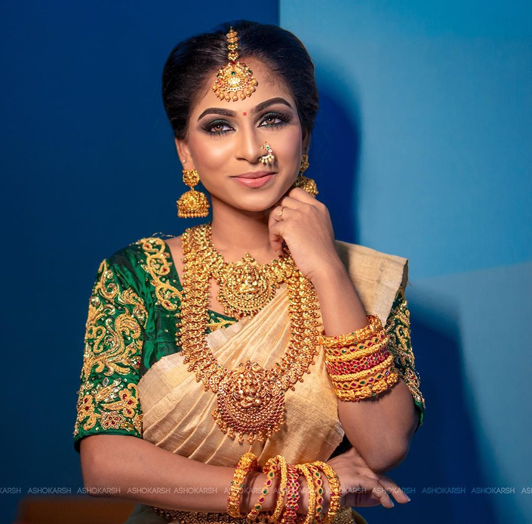 Artificial bridal jewellery sets(5)