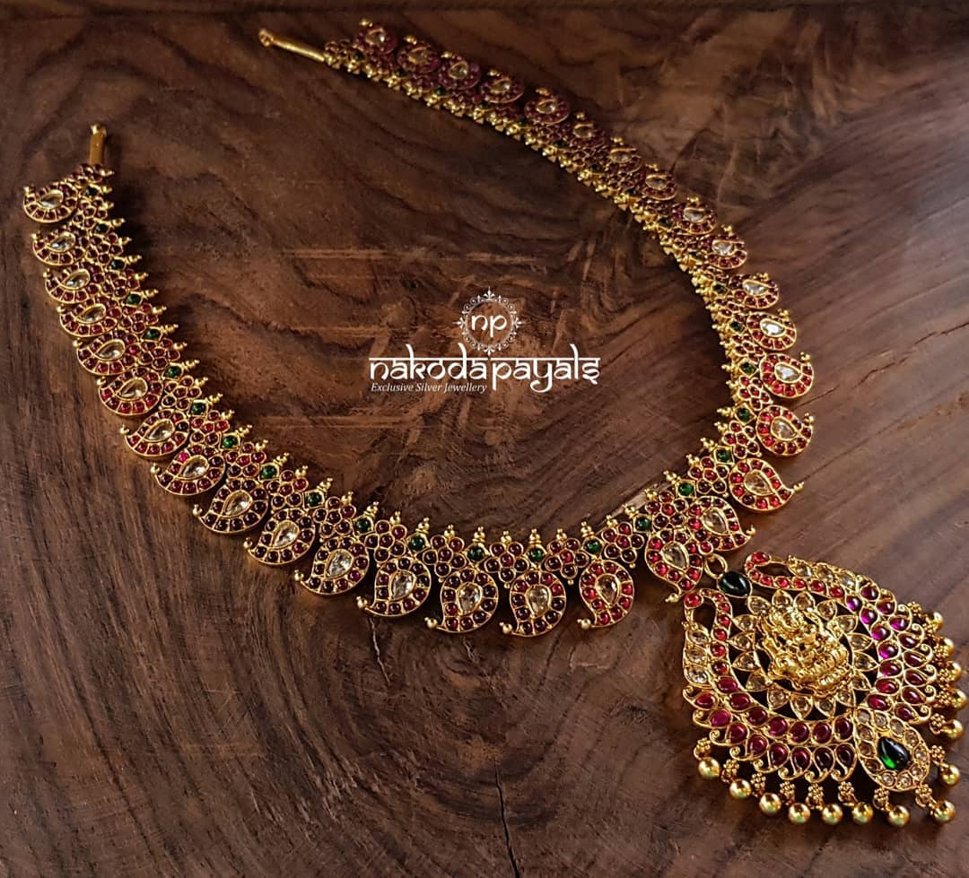 Mango-necklace-haram-designs (5)