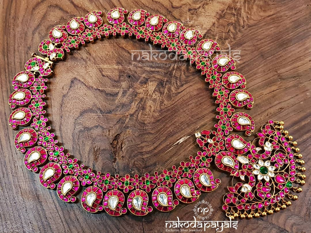 Mango-necklace-haram-designs (8)