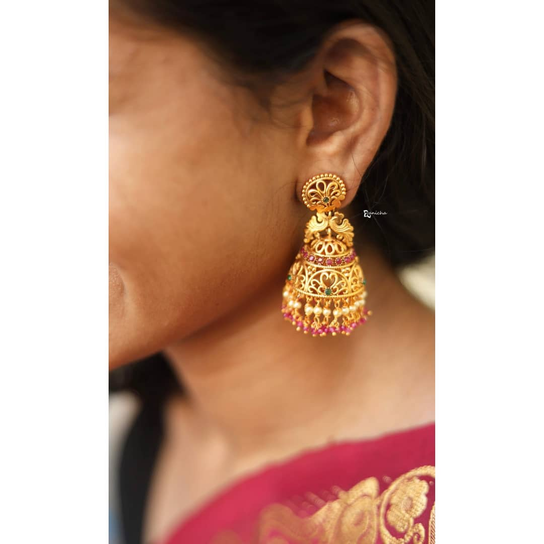 bridal-jhumka-designs (14)